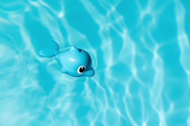bovengronds zwembad