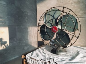 industriële ventilator